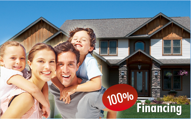 100% Home Purchase Zero Down Payment Options