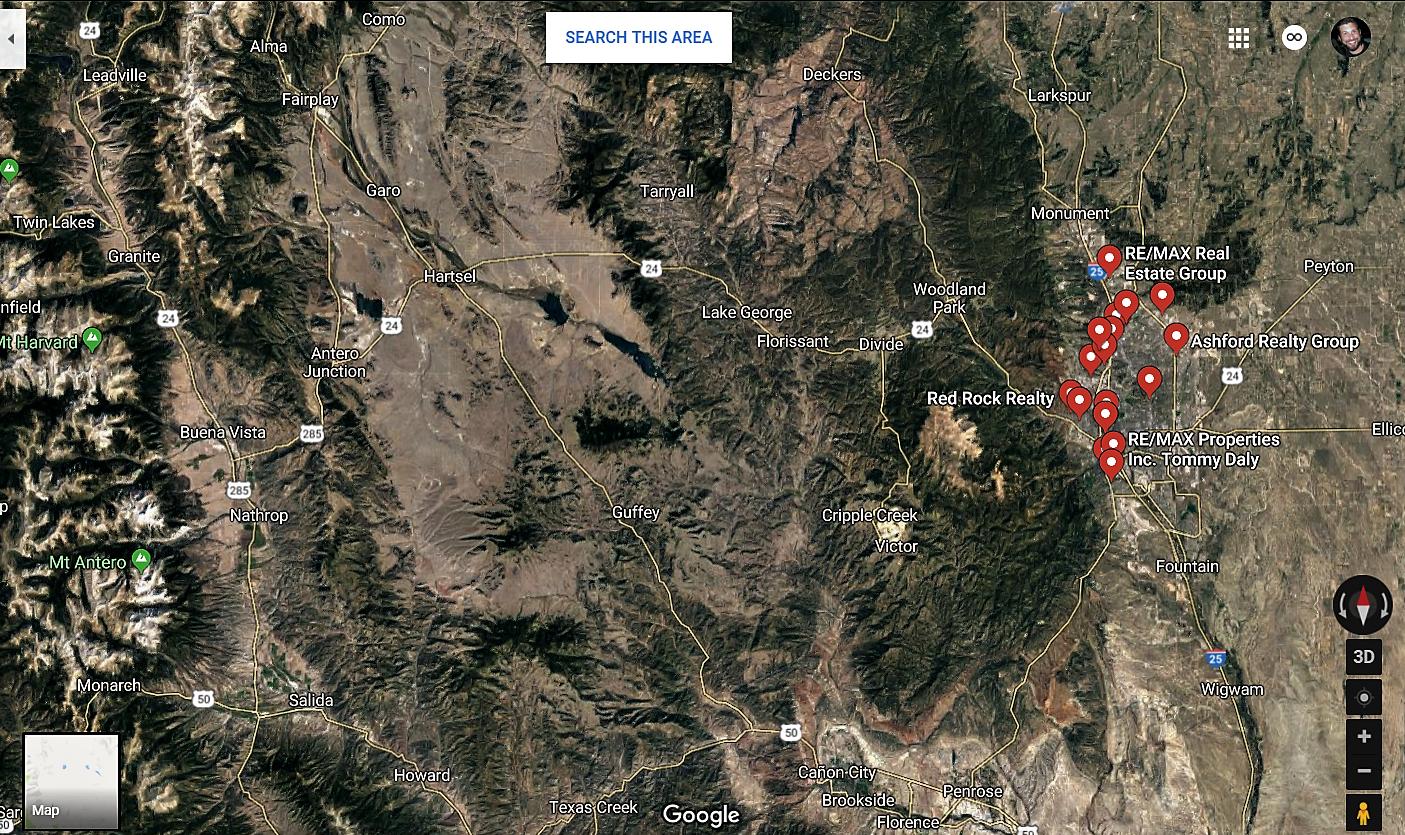 Colorado Springs Real Estate Dreams