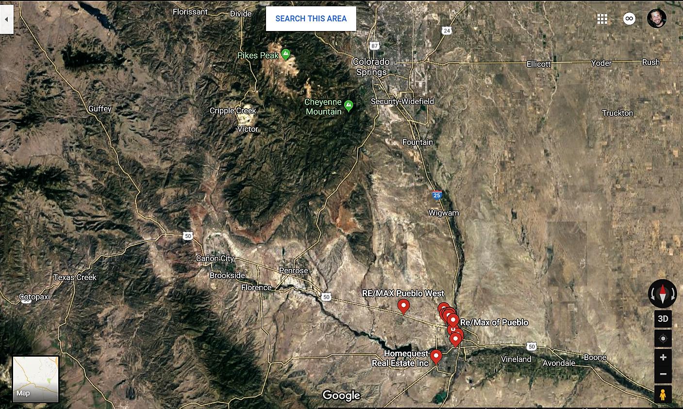Rocky Mountain Pubelo Colorado Mortgage Loan Mountain Real Estate Dream Homes