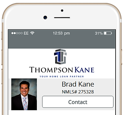 Download Brad Kanes, President & CEO Smart Phone Loan Phone App
