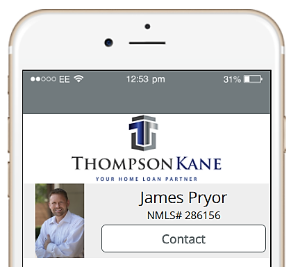 Download James Pryor , National Sales Manager, Senior Mortgage Loan Officer Phone App