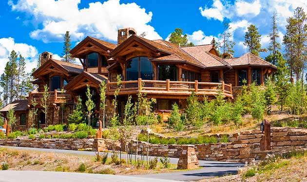 Colorado Springs CO real estate cabins